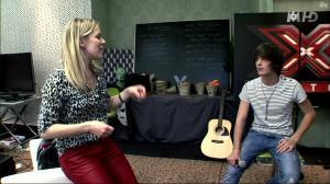 Véronic Dicaire dans X Factor - 10/05/11 - 1
