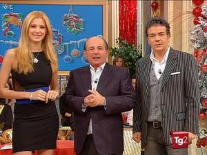Adriana Volpe dans I Fatti Vostri - 29/12/09 - 02