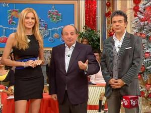 Adriana Volpe dans I Fatti Vostri - 29/12/09 - 03