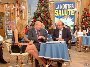 Adriana Volpe dans I Fatti Vostri - 29/12/09 - 14