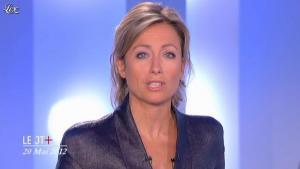 Anne-Sophie Lapix dans Dimanche Plus - 20/05/12 - 01