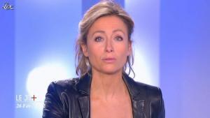 Anne-Sophie Lapix dans Dimanche Plus - 26/02/12 - 05