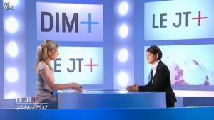 Anne-Sophie Lapix dans Dimanche Plus - 27/05/12 - 03