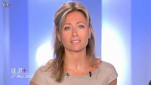 Anne-Sophie Lapix dans Dimanche Plus - 27/05/12 - 04