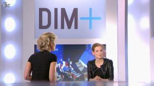 Anne-Sophie Lapix et Nathalie Kosciusko-Morizet dans Dimanche Plus - 04/03/12 - 06