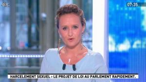 Caroline Roux dans la Matinale - 01/06/12 - 02