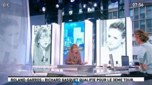 Caroline Roux dans la Matinale - 01/06/12 - 03