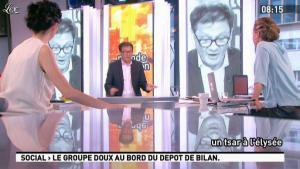 Caroline Roux dans la Matinale - 01/06/12 - 04