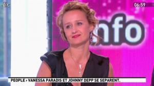 Caroline Roux dans la Matinale - 20/06/12 - 01