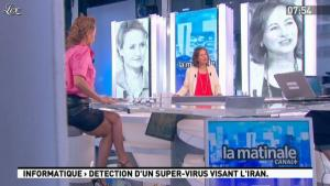 Caroline Roux dans la Matinale - 30/05/12 - 10