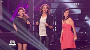 Chimène Badi, Alizée et Claire Keim dans Michel Berger Tout Pour la Musique - 08/06/12 - 09