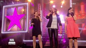 Chimène Badi, Alizée et Claire Keim dans Michel Berger Tout Pour la Musique - 08/06/12 - 10