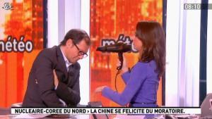 Julia Vignali dans la Matinale - 01/03/12 - 02