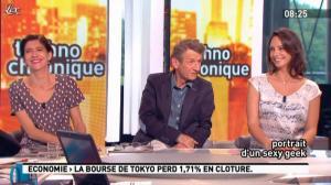 Julia Vignali dans la Matinale - 04/06/12 - 04