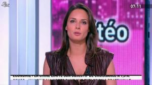 Julia Vignali dans la Matinale - 05/03/12 - 03
