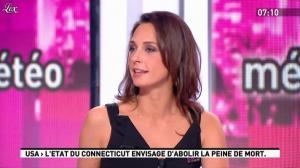 Julia Vignali dans la Matinale - 05/04/12 - 02