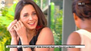 Julia Vignali dans la Matinale - 05/04/12 - 09