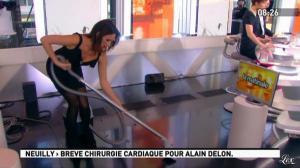 Julia Vignali dans la Matinale - 05/04/12 - 11