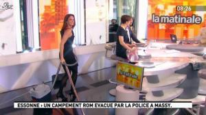 Julia Vignali dans la Matinale - 05/04/12 - 12