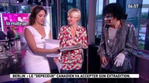 Julia Vignali dans la Matinale - 06/06/12 - 01
