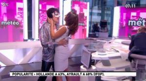Julia Vignali dans la Matinale - 06/06/12 - 04