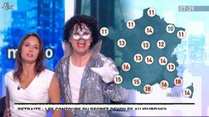 Julia Vignali dans la Matinale - 06/06/12 - 06