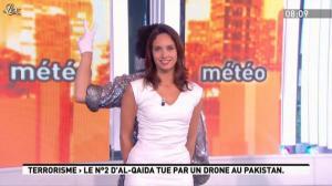 Julia Vignali dans la Matinale - 06/06/12 - 08