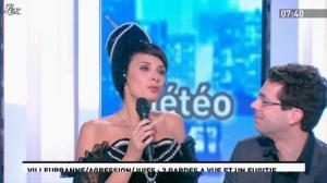 Julia Vignali dans la Matinale - 07/06/12 - 05