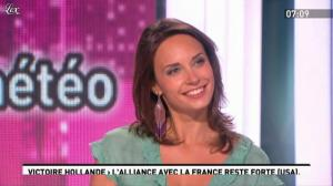 Julia Vignali dans la Matinale - 08/05/12 - 01