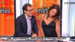 Julia Vignali dans la Matinale - 09/01/12 - 05