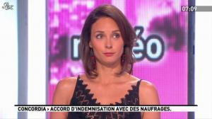 Julia Vignali dans la Matinale - 09/05/12 - 02