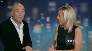 Laurence Ferrari dans Bande Annonce avec Canteloup - 03/10/11 - 03