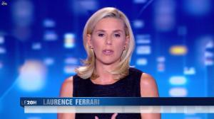 Laurence Ferrari au JT de 20h - 07/09/11 - 02