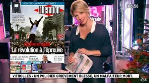 Maïtena Biraben dans la Matinale - 28/11/11 - 03