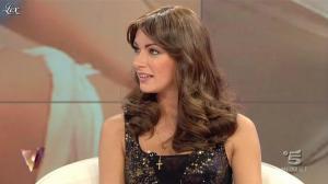 Melita Toniolo dans Verissimo - 20/11/10 - 01