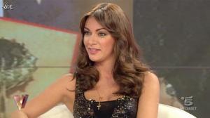 Melita Toniolo dans Verissimo - 20/11/10 - 04