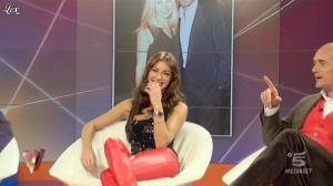 Melita Toniolo dans Verissimo - 20/11/10 - 06