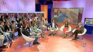 Silvia Toffanin et Melita Toniolo dans Verissimo - 20/11/10 - 02