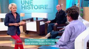 Sophie Davant dans Toute une Histoire - 17/05/11 - 05