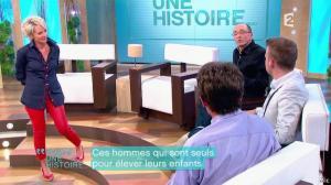 Sophie Davant dans Toute une Histoire - 17/05/11 - 09