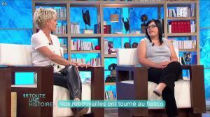 Sophie Davant dans Toute une Histoire - 24/05/11 - 05