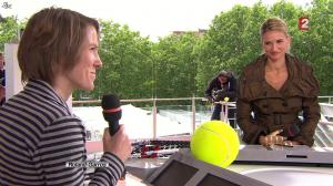Tatiana Golovin dans Roland Garros - 05/06/12 - 02