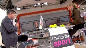 Tatiana Golovin dans Roland Garros - 05/06/12 - 03
