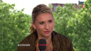 Tatiana Golovin dans Roland Garros - 05/06/12 - 05