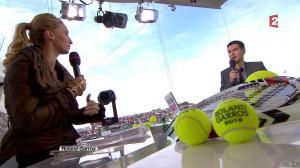 Tatiana Golovin dans Roland Garros - 05/06/12 - 06