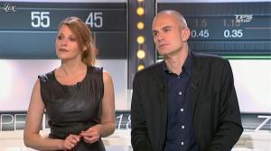 Valérie Amarou dans la Quotidienne du Cinema - 02/05/12 - 06