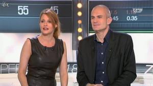 Valérie Amarou dans la Quotidienne du Cinema - 02/05/12 - 07