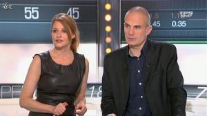 Valérie Amarou dans la Quotidienne du Cinema - 02/05/12 - 08