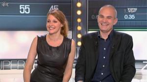 Valérie Amarou dans la Quotidienne du Cinema - 02/05/12 - 09
