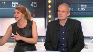Valérie Amarou dans la Quotidienne du Cinema - 02/05/12 - 10
